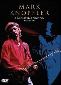 Cover Mark Knopfler - A Night In London [DVD]